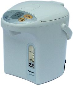 Panasonic NC-EH22PC Water Boiler 2.3-Quart with Temperature Selector * Click image for more details.