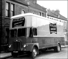 Based In Yatton Near Bristol This Is One Of Avalonu0027s Fleet Of Bedford Furniture  Lorries.