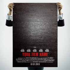 free movie poster template - 1000 ideas about movie poster template on pinterest 40