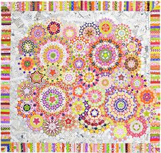 Everything you need to get started with the La Passacaglia Quilt can be found here!