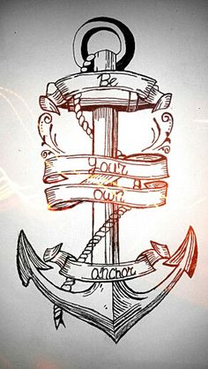 165 Best Anchor Tattoos Images Anchor Tattoos Tattoo Ideas