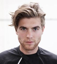Hairstyles For Men With Thick Hair Stunning 75 Men's Medium Hairstyles For Thick Hair  Manly Cut Ideas