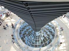 Reichstagskuppel von Bernd Mio