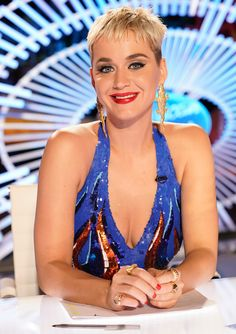 Katy Perry Says She Loves a Bold Beauty Look — And No Man Will Change That