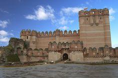La cuna del último emperador hispano de Roma: Coca (Segovia)