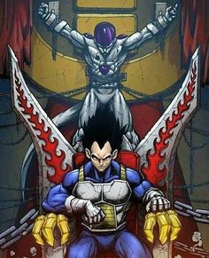 "767 Likes, 2 Comments - Anime World (@goku_roseblue) on Instagram: ""Prince Vegeta  #dragonball #dragonballz #dragonballgt #dragonballzkai #dragonballsuper #db #dbz…"""