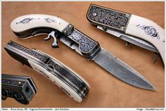The Underhammer Society: Bump Underhammer Pistol/Knife