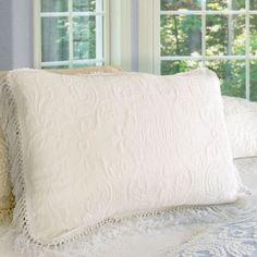 Queen Elizabeth Pillow Shams