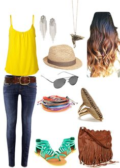 """""""Spring...At Last!!!"""" by gzcastingcrowns ❤ liked on Polyvore"""