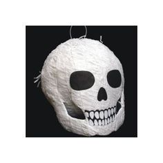 Keep kids entertained at your Halloween parties this year by hanging a Skull Pinata filled with candy and small toys.