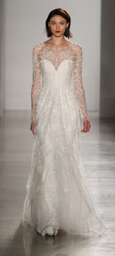 New York Bridal Week: Amsale Fall 2016 - Belle The Magazine