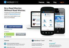 WorldMate app