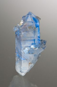 Papagoite included In Quartz - Messina mine, Messina District, Limpopo Province, South Africa