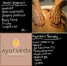 Ayurvedic therapy and luxurious Ayurveda massages in Reading, UK www.ayurveda-retreat.co.uk