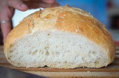 Így készül otthon az igazi kenyér