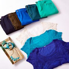 #Spring is coming! Ocean-inspired apparel: www.teelieturner.com  #fashion