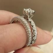 Marketplace - Searching for Engagement Rings Wedding Sets, Searching, Display, Engagement Rings, Crystals, Diamond, Jewelry, Products, Floor Space