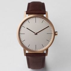 Bulova's watch 98H51, elegant, minimalistic and affordable.