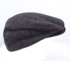 5b0bc0f9a83 Broner Driving Cap with Flaps M Thinsulate Cabbie Hat Tweed Newspaper  Duckbill