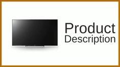 Sony KDL-60W610B 60 inch 1080p 120Hz LED Smart HDTV
