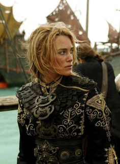 Elizabeth Swann Pirates of the Caribbean Keira Christina Knightley, Keira Knightley, Long John Silver, Elisabeth Swan, Disney Pixar, Pirate Queen, Pirate Life, Pirates Of The Caribbean, Johnny Depp