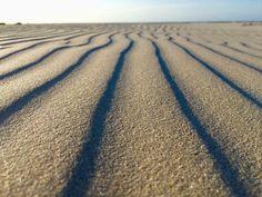 Oneindig mooi strand op Terschelling