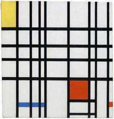 Block party: Piet Mondrian's angular art – in pictures
