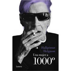 """Una mujer a 1000º"". Hallgrimur Helgason"