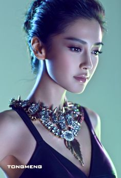 "world-ethnic-beauty: "" Angelababy "" Beautiful Asian Women, Beautiful Eyes, Beautiful People, Beauty And Fashion, Angelababy, Asian Makeup, Korean Makeup, Woman Face, Pretty Face"