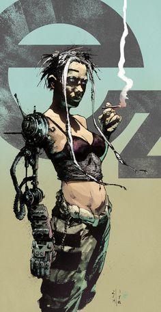 Empty Zone by Image Comics
