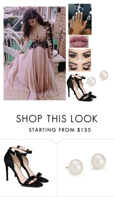 """ball gown choices #1"" by sweetheart-bk ❤ liked on Polyvore featuring STELLA McCARTNEY and Blue Nile"