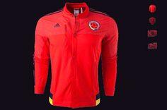 Así sería la nueva chaqueta de la Selección Colombia | Antena 2