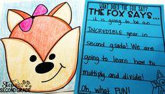 Draw a Fox Freebie,