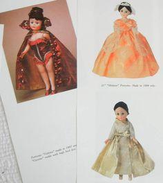 15P Identification Guide Article Vtg MME Alexander Cissette Dolls Portrettes | eBay