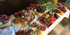 """Un """"gastrotour"""" prehispánico por Malinalco #Malinalco, una experiencia atada al pasado precolombino y los saberes gastronómicos irrepetible en todo el país."""