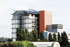 Boehringer Ingelheim Pharmaceutical ingredients production, Ingelheim, Germany