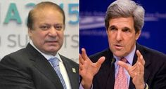 John Kerry asks Nawaz Sharif to take action against LeT, Haqqani network US Secretary of State John Kerry has asked Pakistani Prime Minister Nawaz Sharif to take action against terrorist groups like Pakistan-based Lashkar-e-Taiba and http://www.vishvagujarat.com/john-kerry-asks-nawaz-sharif-to-take-action-against-let-haqqani-network/