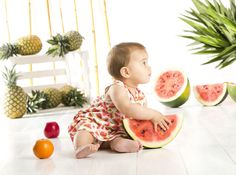 Colección Tropical - Maracuyá #tropical #photoshoot #kids #maracuya