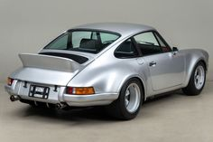 1972 Porsche 911 3.6 RSR Canepa