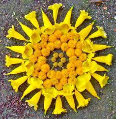 """Danmala : Mandala Art"" [#13]~[Arizona Artist Kathy Klein]  'h4d' 120814"