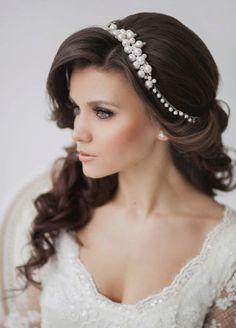 ้เครื่องประดับ ผม เจ้าสาว สวย ๆ  Gorgeous Wedding Headpiece Ideas   sodazzling.com