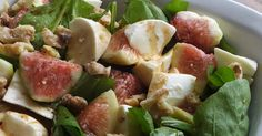 意外な美味しさ!無花果モッツァレラサラダ by tomobanana [クックパッド] 簡単おいしいみんなのレシピが248万品