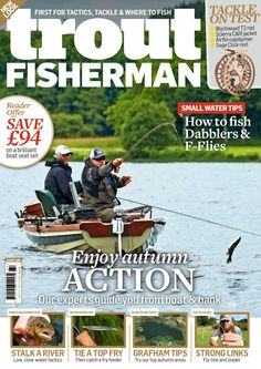 *NEW LOOK* Issue 488 on sale September 14, 2016 | Available in Print &… Sea Angling, Fishing Magazines, Boat Seats, Types Of Fish, Carp Fishing, Trout, Latest Issue, Baseball Cards, Magazine Covers