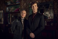 #Sherlock, the hit @BBCOne drama, will return for a Special, followed by a series of three new episodes. #221back
