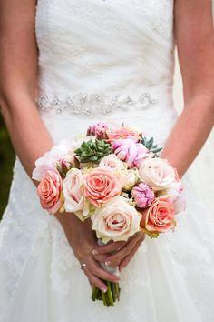 Bruidsboeket door fotograaf Ronny Wertelaers