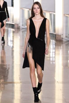 Anthony Vaccarello Fall 2015 RTW