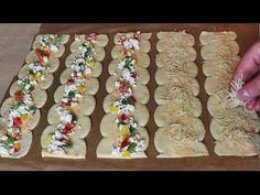 Pizza Pastry, Pan Dulce, Scones, Sushi, Tacos, Cookies, Cake, Ethnic Recipes, Desserts