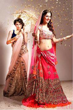 Myshaadi In Papa Don T Preach Bridal Wear India