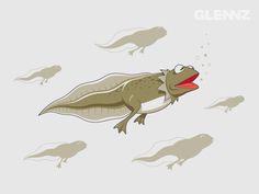 Crazy art — Glenn Jones