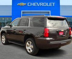 2016 Chevrolet Tahoe Exterior In Hudson | Luther Hudson Chevrolet GMC